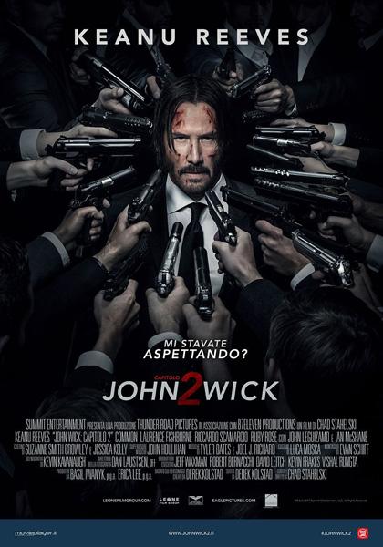 Trailer John Wick - Capitolo 2