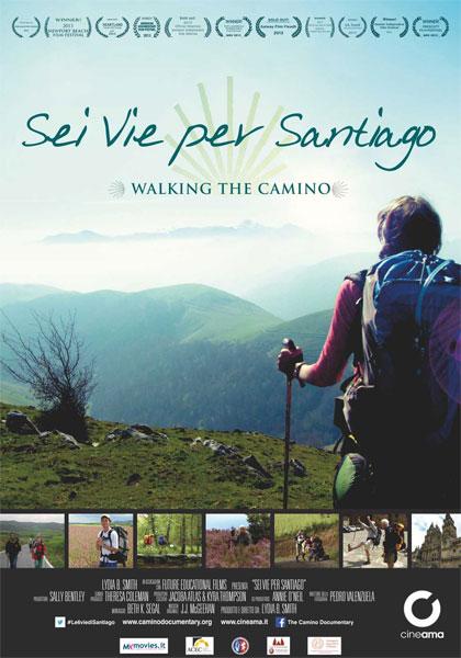 Trailer Sei vie per Santiago