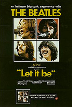 Poster Let It Be - Un giorno con i Beatles  n. 0