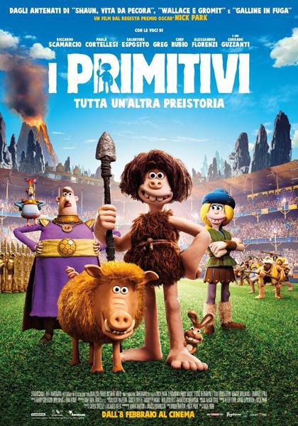 Trailer I primitivi