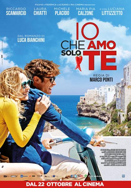 Locandina italiana Io che amo solo te