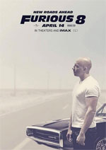 Poster Fast & Furious 8  n. 1