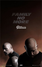 Poster Fast & Furious 8  n. 2