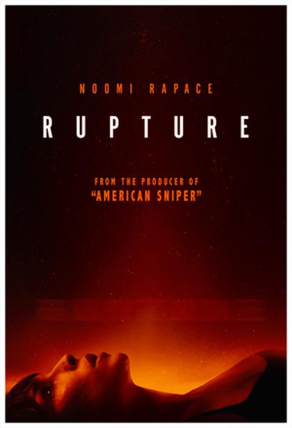 Poster 1 - Rupture