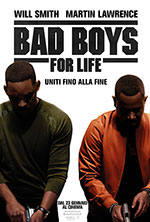Poster Bad Boys for Life  n. 1