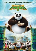 Poster Kung Fu Panda 3  n. 0