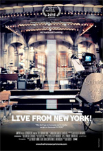Trailer Live From New York!