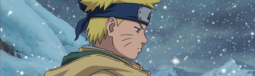 Naruto Evento 1 - La primavera nel paese della neve - La leggenda della pietra Gelel