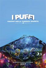 Poster I puffi - Viaggio nella foresta segreta  n. 1