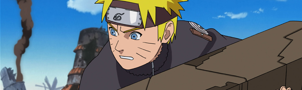Naruto evento 3 - Il maestro e il discepolo - Eredi della volontà del fuoco
