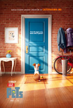 Poster Pets - Vita da animali  n. 1