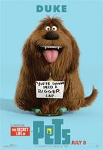 Poster Pets - Vita da animali  n. 4
