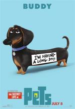 Poster Pets - Vita da animali  n. 6