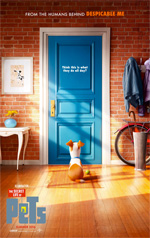 Poster Pets - Vita da animali  n. 2