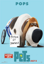 Poster Pets - Vita da animali  n. 9