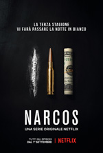 Poster Narcos  n. 2