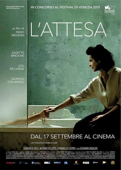 Locandina italiana L'attesa