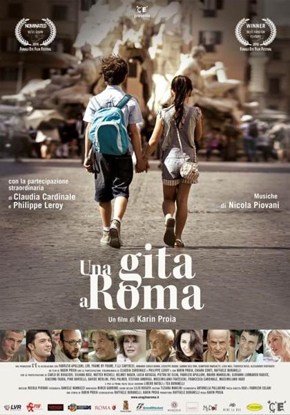 Trailer Una gita a Roma