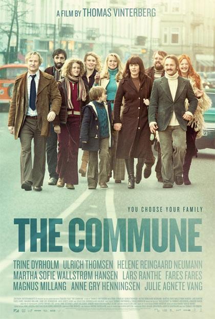 Poster La comune