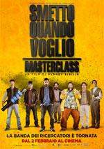 Poster Smetto quando voglio - Masterclass  n. 0