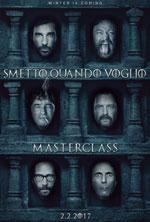Poster Smetto quando voglio - Masterclass  n. 7