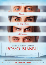 Poster Rosso Istanbul  n. 0