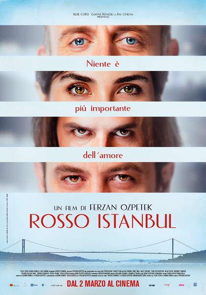 Trailer Rosso Istanbul