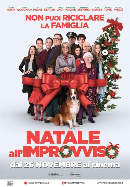 Film Natale.Natale All Improvviso 2015 Mymovies It