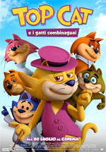 Trailer Top Cat e i gatti combinaguai