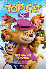 Poster Top Cat e i gatti combinaguai  n. 1