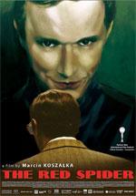 Poster Il ragno rosso  n. 1