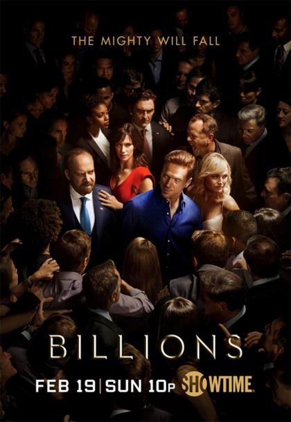 Locandina italiana Billions