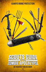 Trailer Scouts Guide To the Zombie Apocalypse