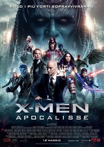 Trailer X-Men: Apocalisse