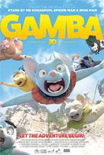 Poster Gamba  n. 0