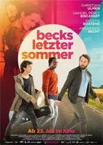 Locandina Becks Letzter Sommer