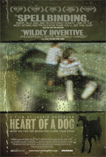 Poster Heart of a Dog  n. 1