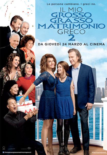 Il mio grosso grasso matrimonio greco 9 - Film (9016) - MYmovies.it