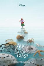 Poster Alice attraverso lo specchio  n. 1