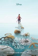 Poster Alice attraverso lo specchio  n. 2