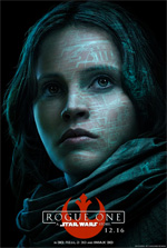 Poster Rogue One: A Star Wars Story  n. 3