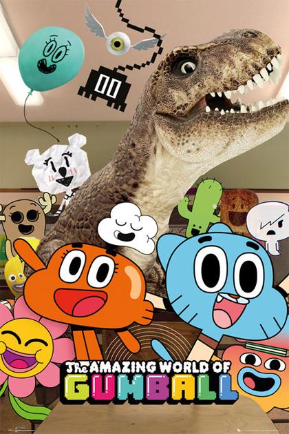 Cartoon Network Lo Straordinario Mondo di Gumball -