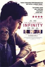 Poster L'uomo che vide l'infinito  n. 1