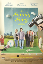 Poster La famiglia Fang  n. 1