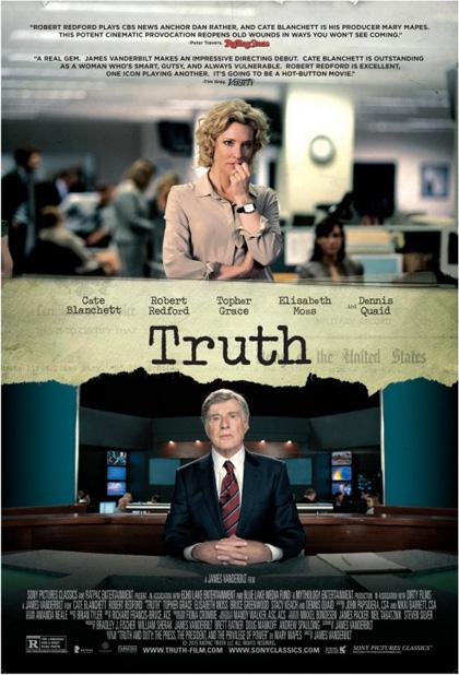 Poster Truth - Il prezzo della verità