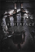 Poster Leatherface  n. 1