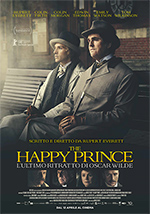 Poster The Happy Prince  n. 0