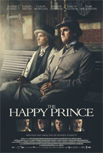 Poster The Happy Prince  n. 1