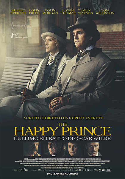 Locandina italiana The Happy Prince