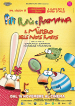 Poster Pipì Pupù e Rosmarina in Il Mistero delle Note Rapite  n. 0
